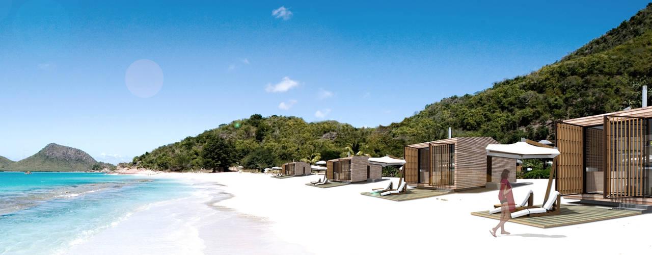 Casas Modulares Homie4ALL:   por ARCHDESIGN | LX,Moderno