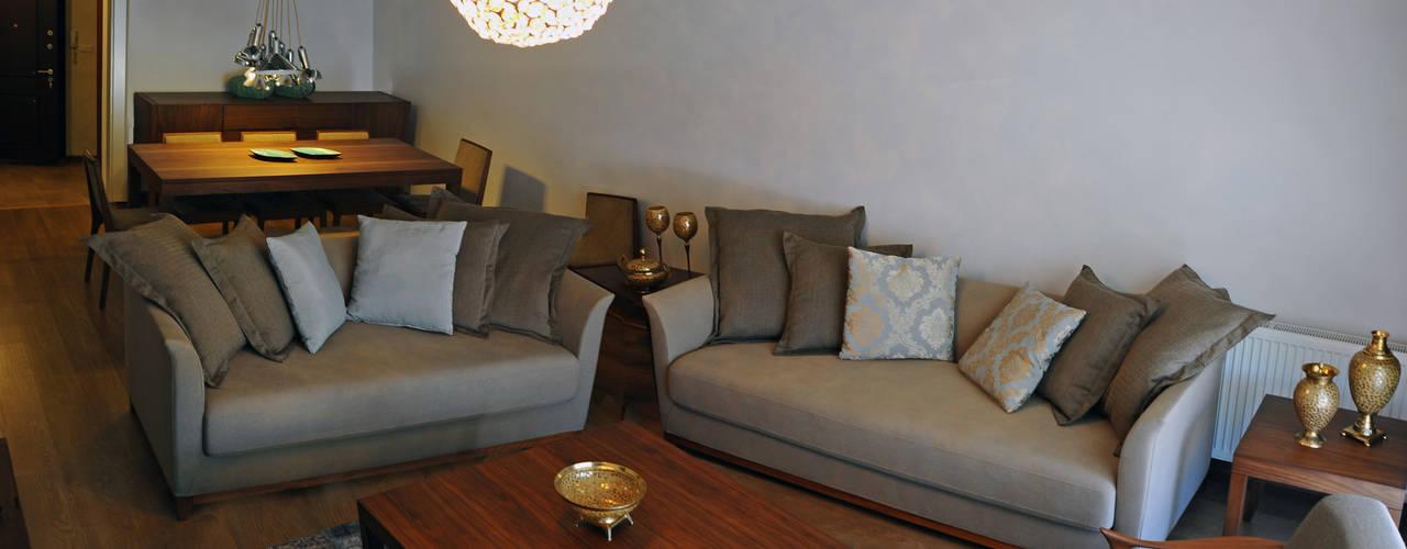 Living room by Bilgece Tasarım