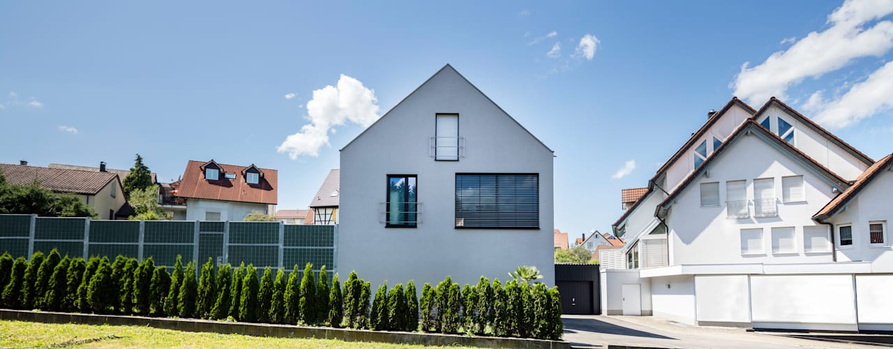 modern Houses by Schiller Architektur BDA