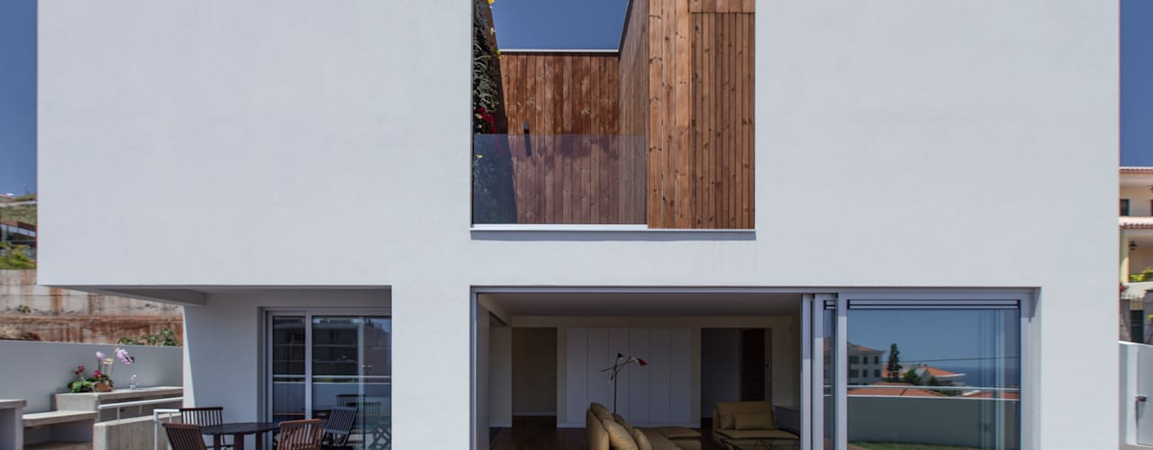Huizen door Studio Dois,