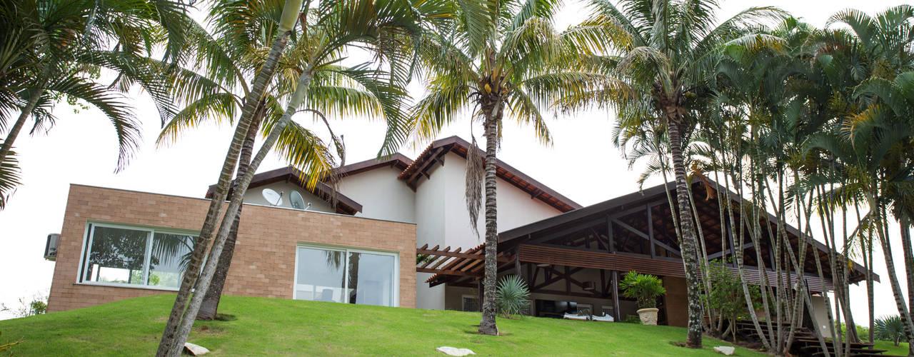 Casas de estilo  por Cabral Arquitetura Ltda.