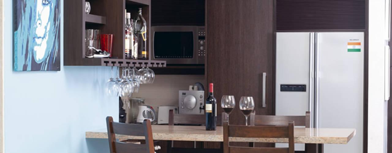 Кухни в . Автор – Nitido Interior design, Тропический