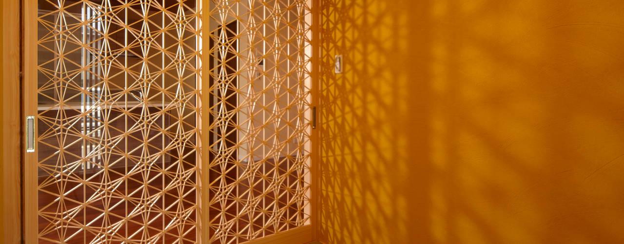 地蔵堂の家 デザイン建具: 大谷建具技巧が手掛けたです。