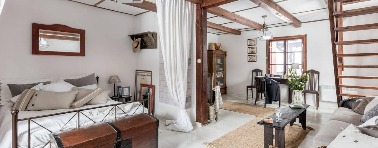 Bedroom by dziurdziaprojekt,