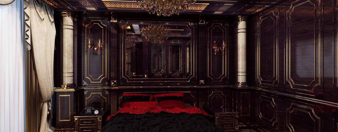 غرفة نوم تنفيذ armimarlik