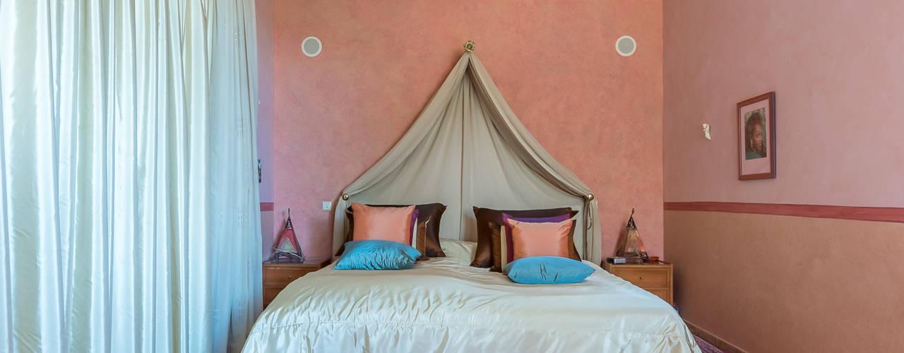 식민지스타일 침실 by homify 콜로니얼 (Colonial)
