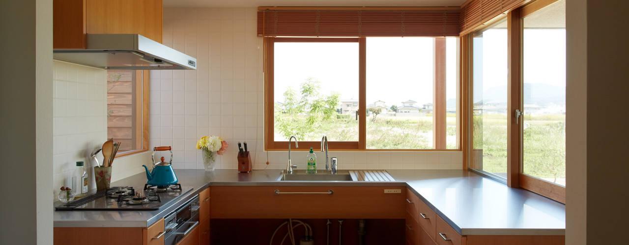 مطبخ تنفيذ toki Architect design office