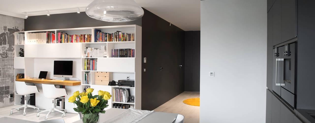 MINIMOO Architektura Wnętrz Cucina minimalista