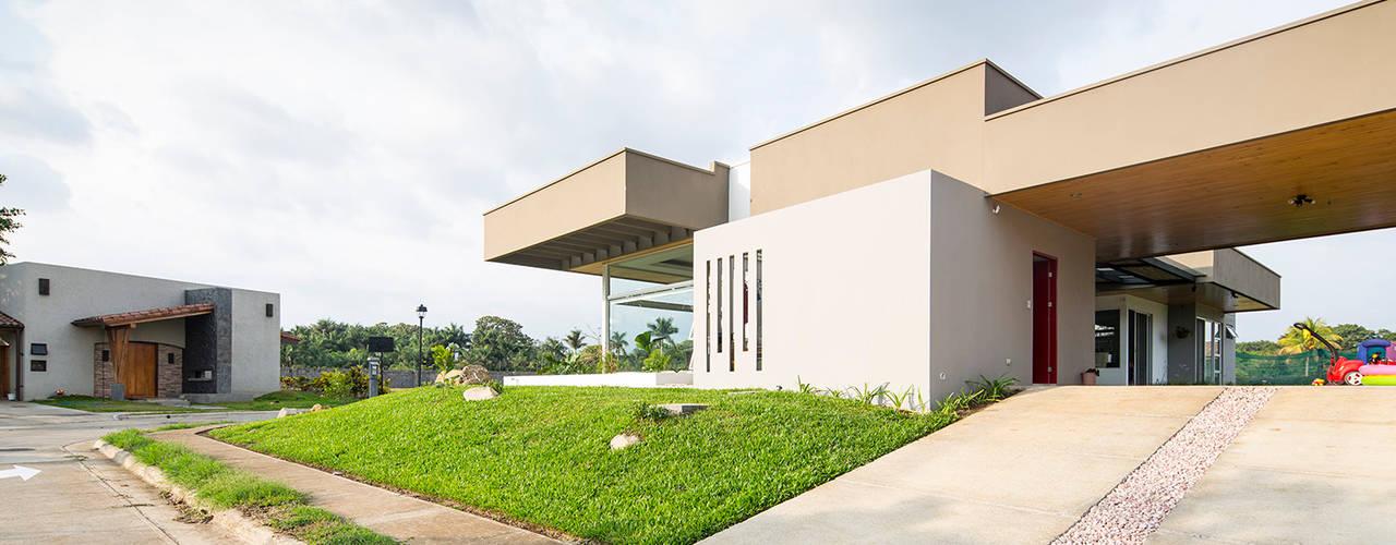 Casas modernas de J-M arquitectura Moderno
