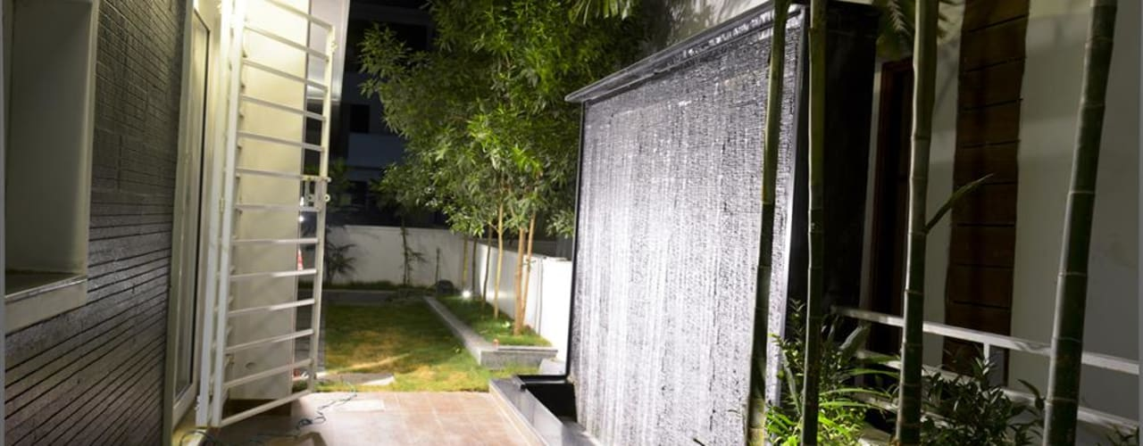 Landscape:  Terrace by KREATIVE HOUSE