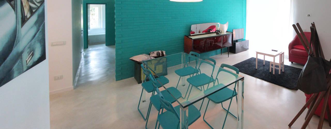 Studio DeGli Architetti G. De Angelis - F. Glionna Salon original