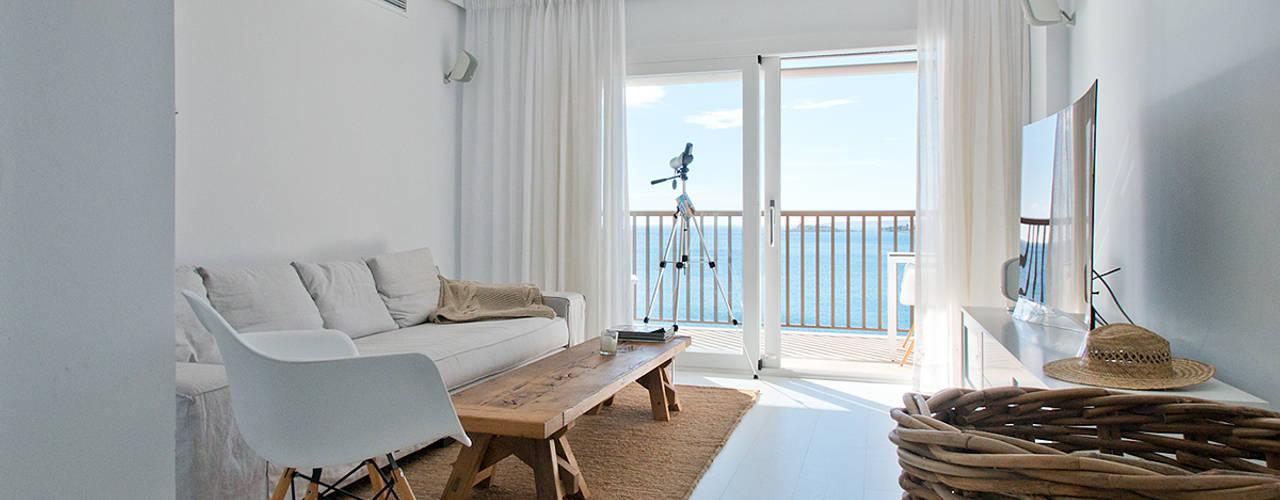 Salas de estar  por Aquaquae Palma