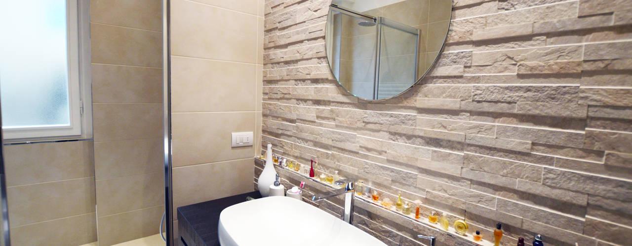 Appartamento privato Vimercate SLP arch Bagno moderno
