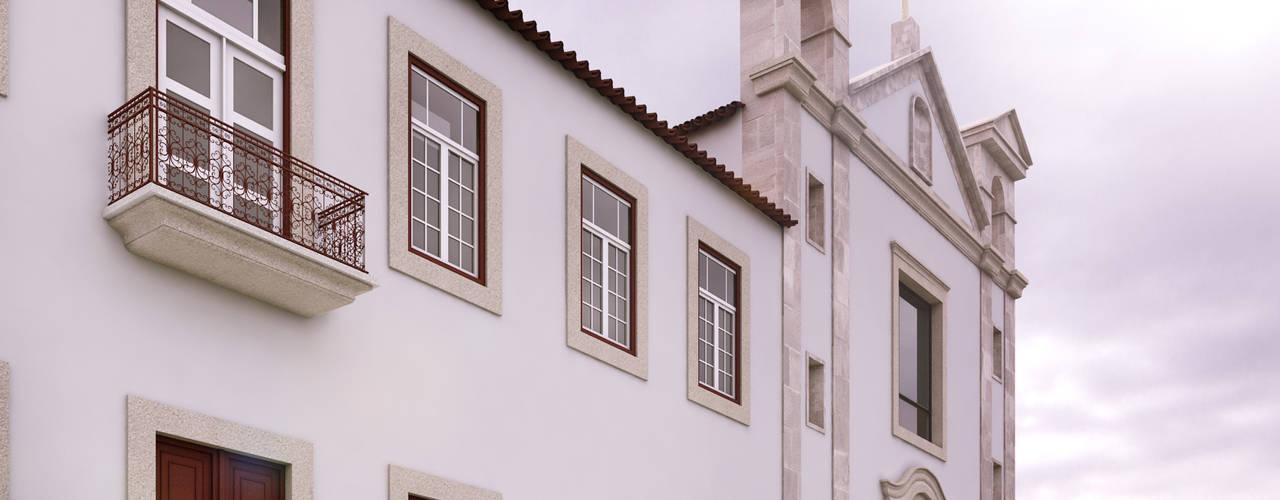Casas rústicas de David Bilo | Arquitecto Rústico