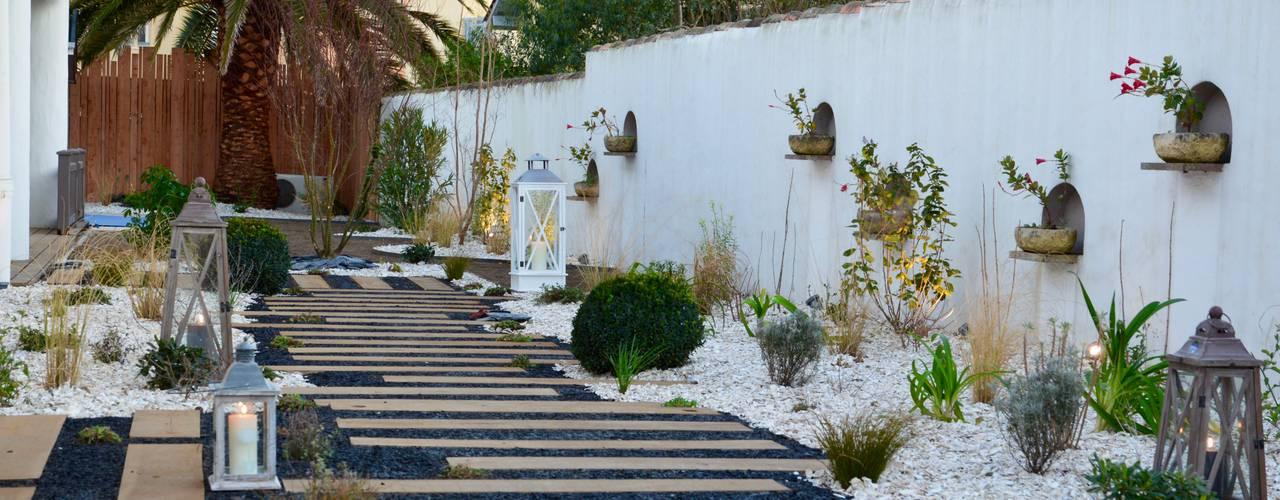 Jardins  por PATXI CASTRO