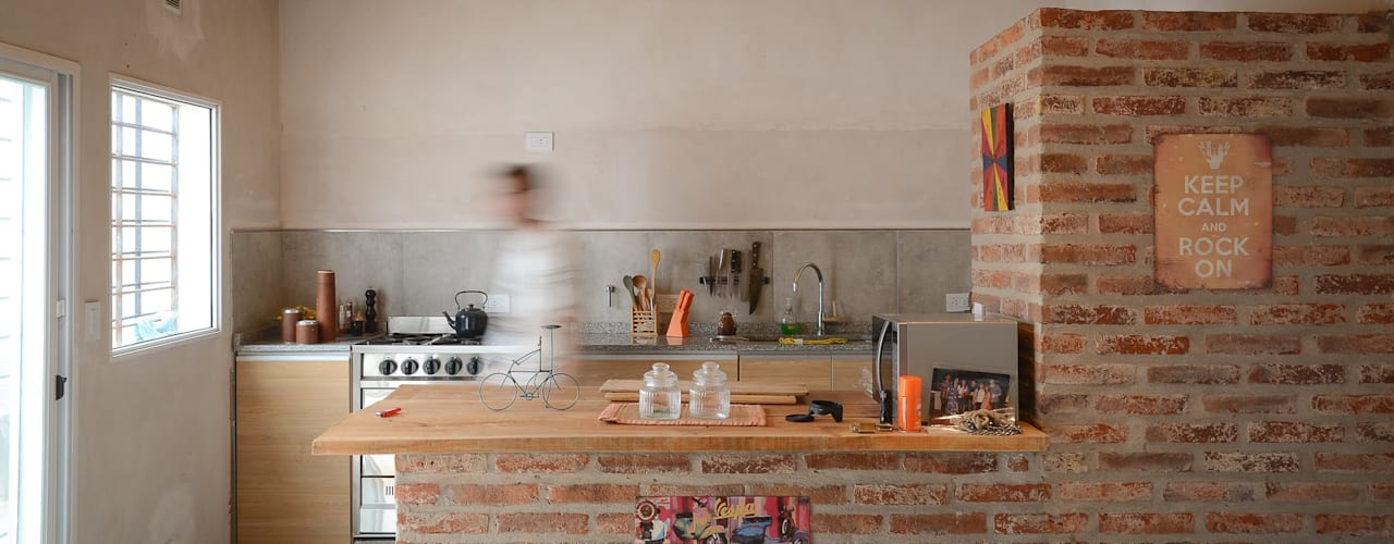 ggap.arquitectura Kitchen