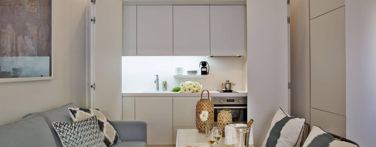de estilo industrial de Pureza Magalhães, Arquitectura e Design de Interiores, Industrial