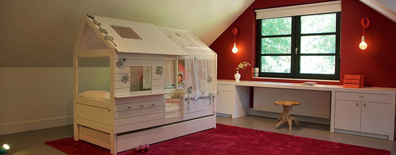 Villa in 't Gooi Moderne kinderkamers van Designa Interieur & Architectuur BNA Modern
