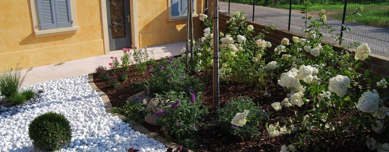 Projekty,  Ogród zaprojektowane przez Lugo - Architettura del Paesaggio e Progettazione Giardini