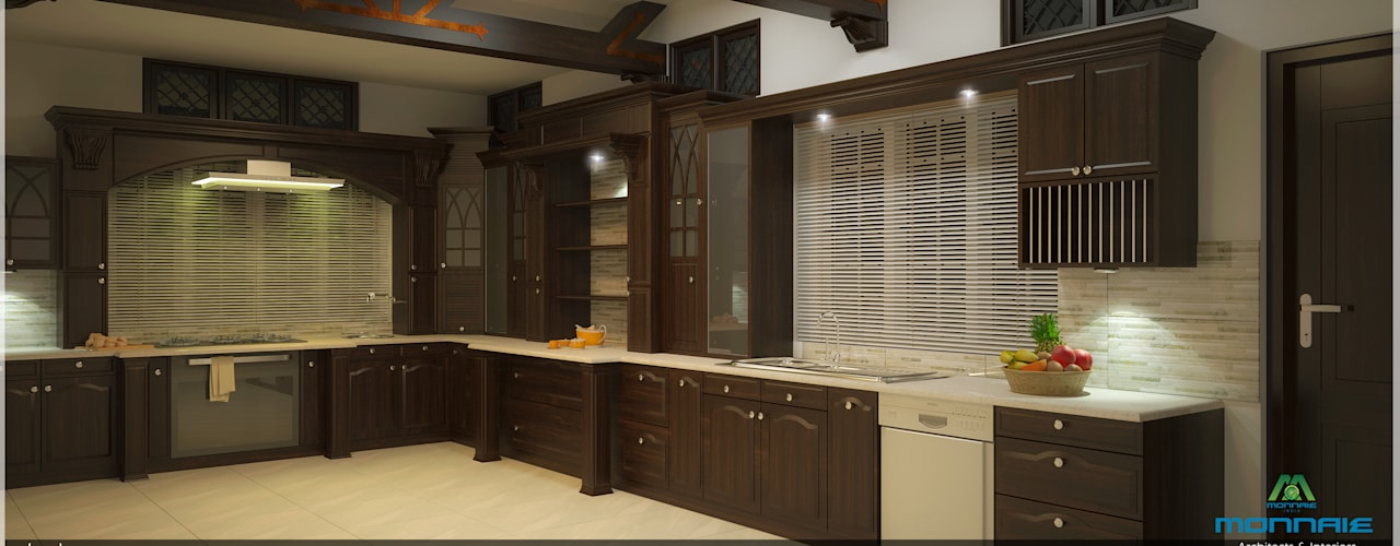 Kitchen:  Kitchen by Premdas Krishna