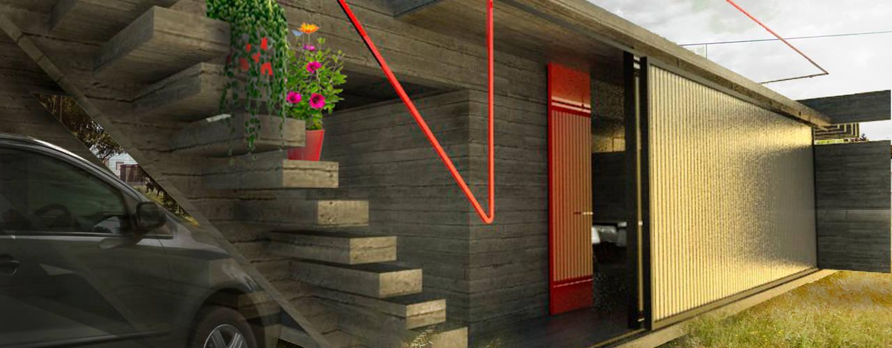 5 bellissime case contemporanee di piccole dimensioni for Case contemporanee