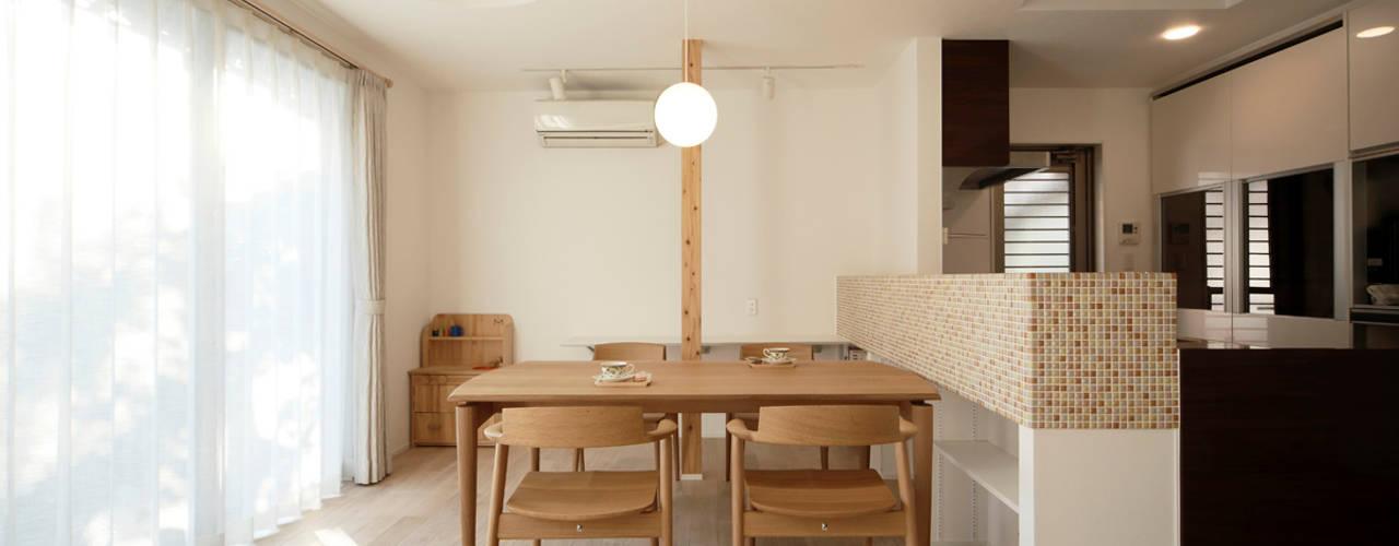 餐廳 by nano Architects