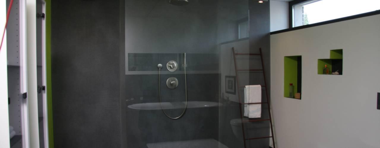 ห้องน้ำ by Traumraum&beton DESIGN by NONNAST