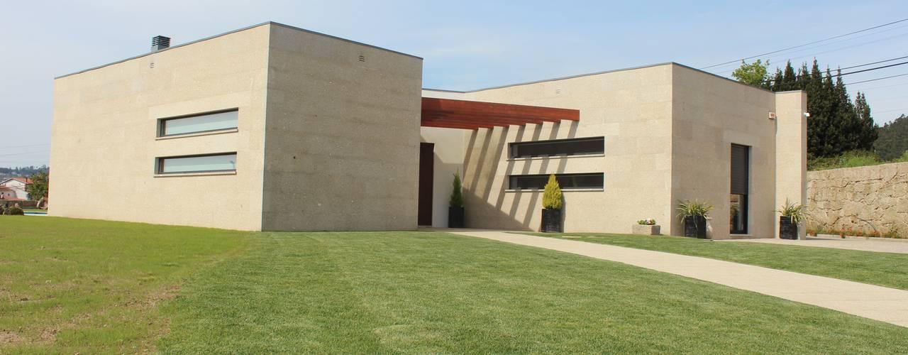 Casas modernas de Sérgio Bouça Moderno