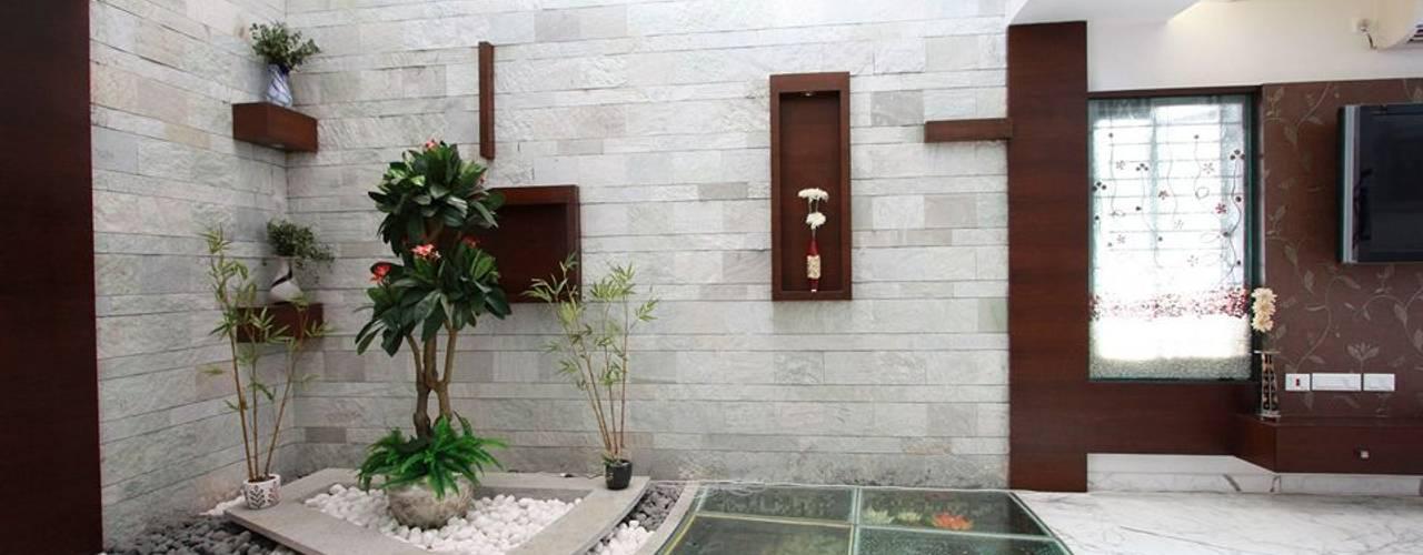 Jardines de estilo  por Ansari Architects