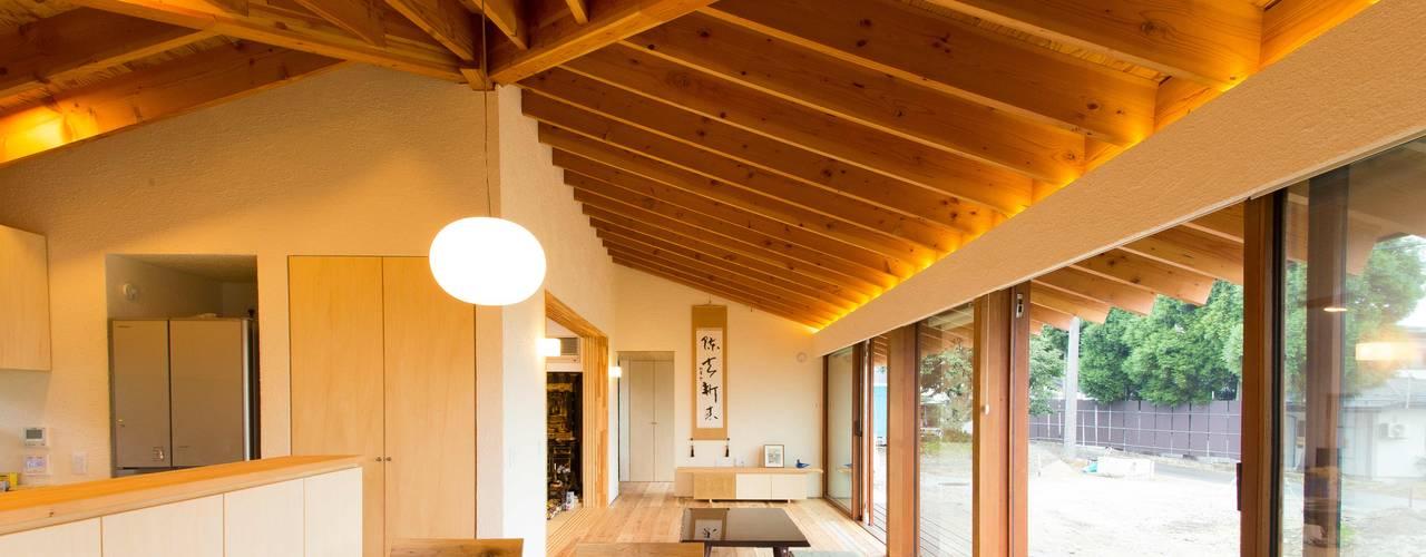 Modern Oturma Odası アーキテクチュアランドスケープ一級建築士事務所 Modern