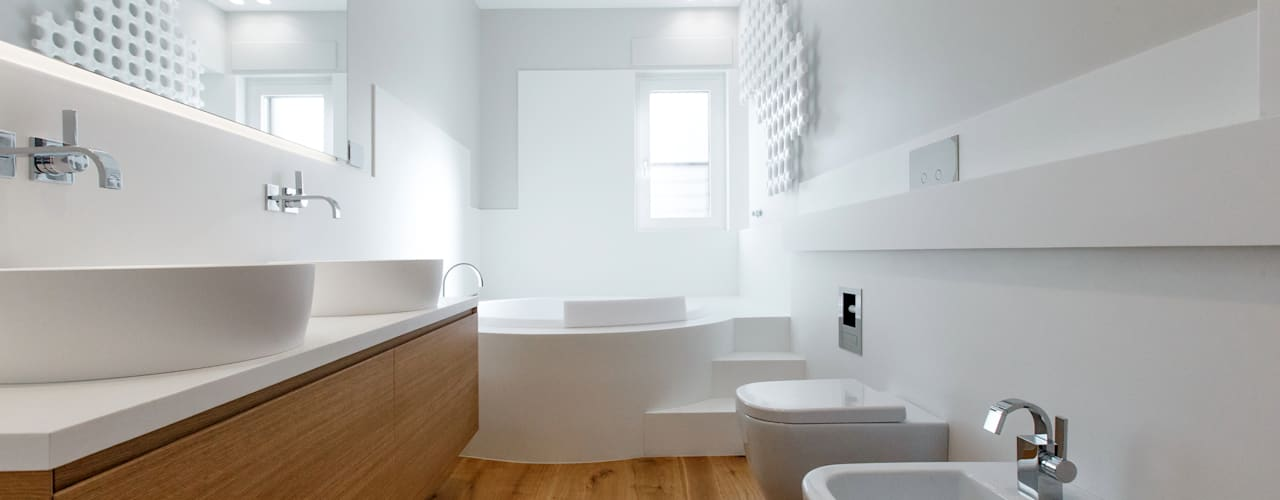 modern Bathroom by ARCHILAB architettura e design