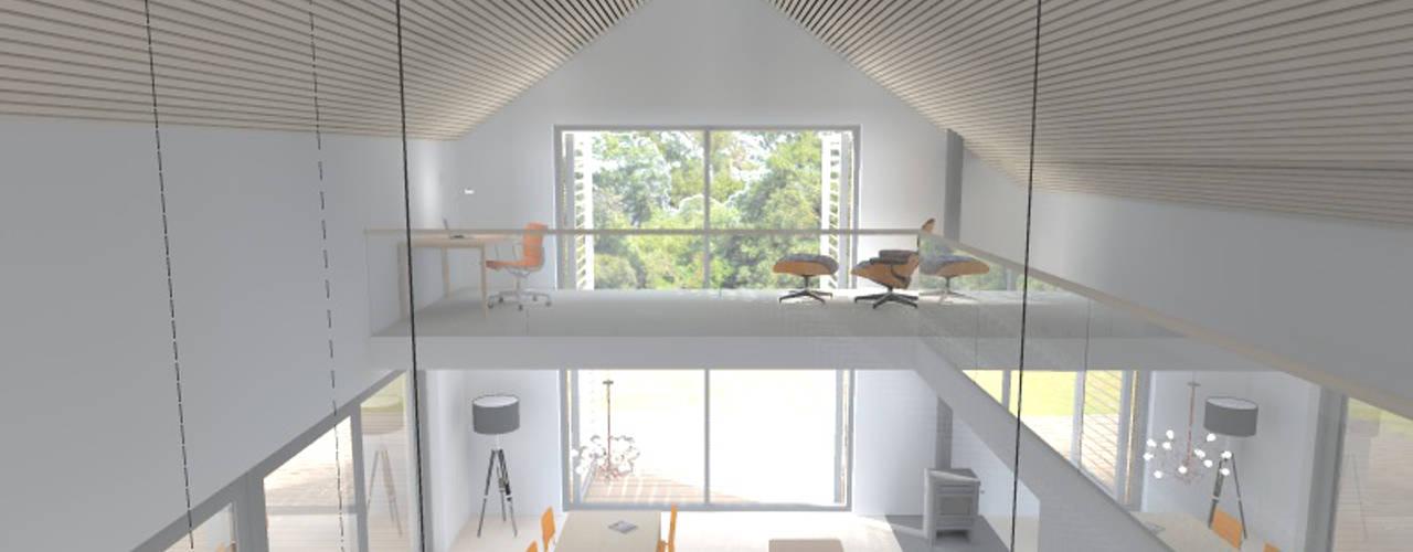 Nhà by Koezen Architecten