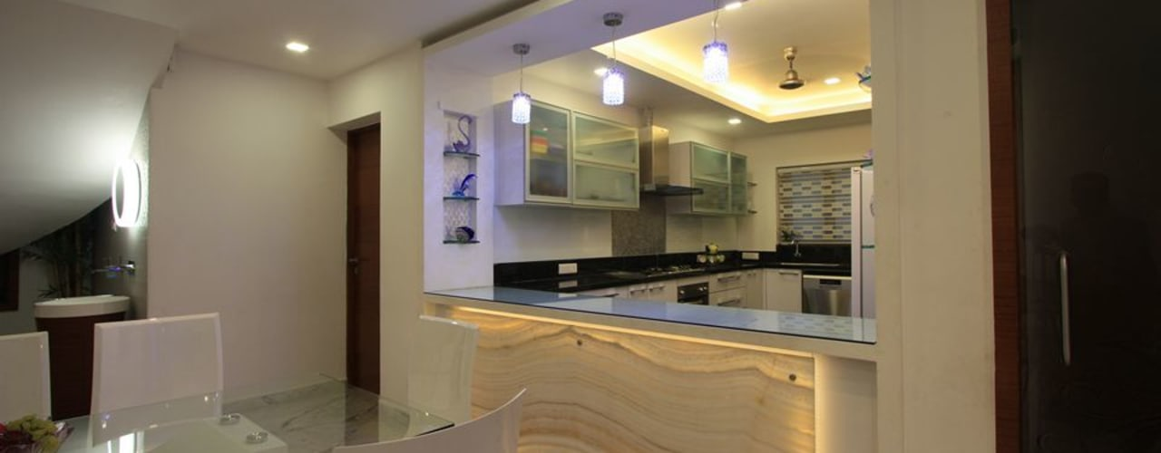 Modern kitchen by Ansari Architects Modern