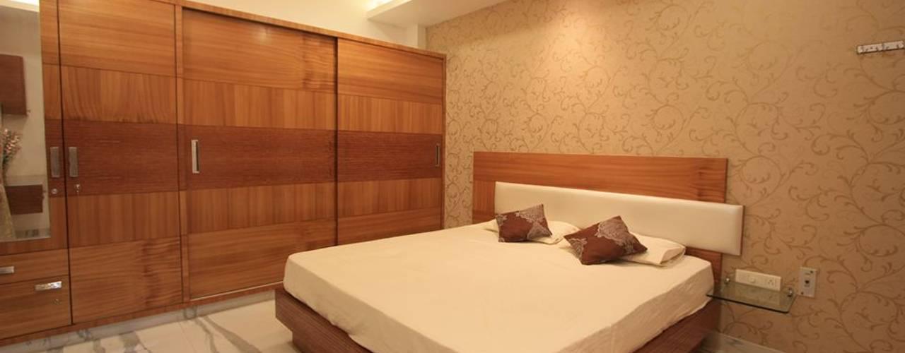 Moderne Schlafzimmer von Ansari Architects Modern