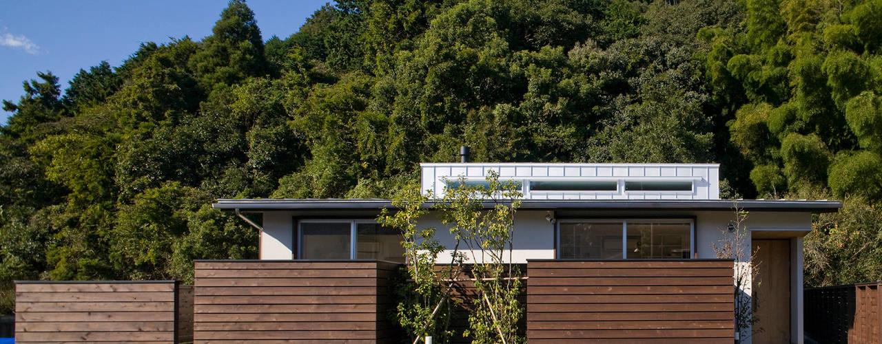 静岡の家 case0007 モダンな 家 の 岩川アトリエ モダン