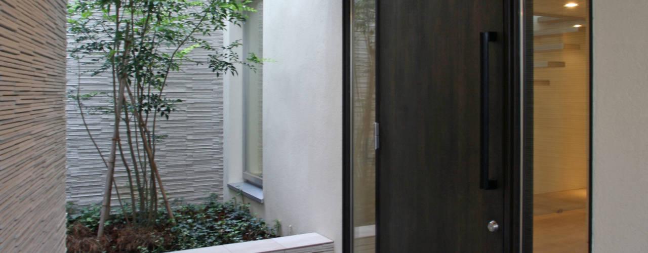 Scandinavian style windows & doors by 設計事務所アーキプレイス Scandinavian