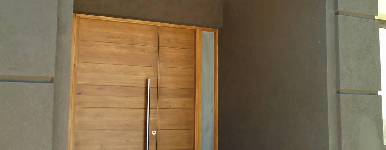 bienvenidos 10 puertas de madera muy modernas On puertas de ingreso de madera modernas