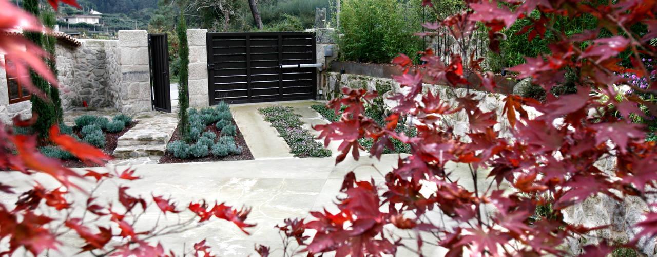 Jardins  por RUTH GUNDÍN VILLAR