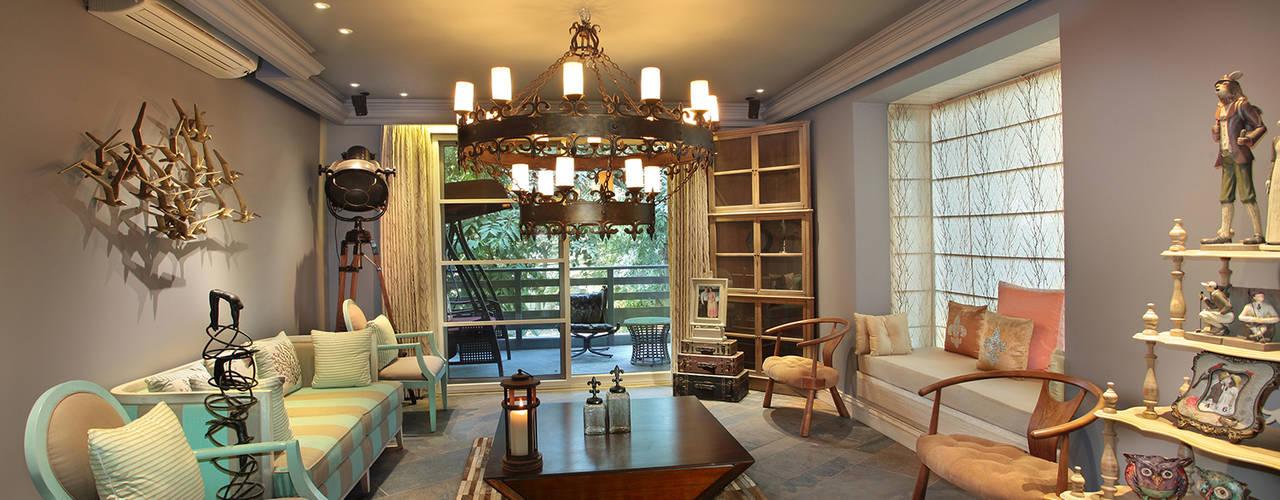 Phòng khách by groupDCA