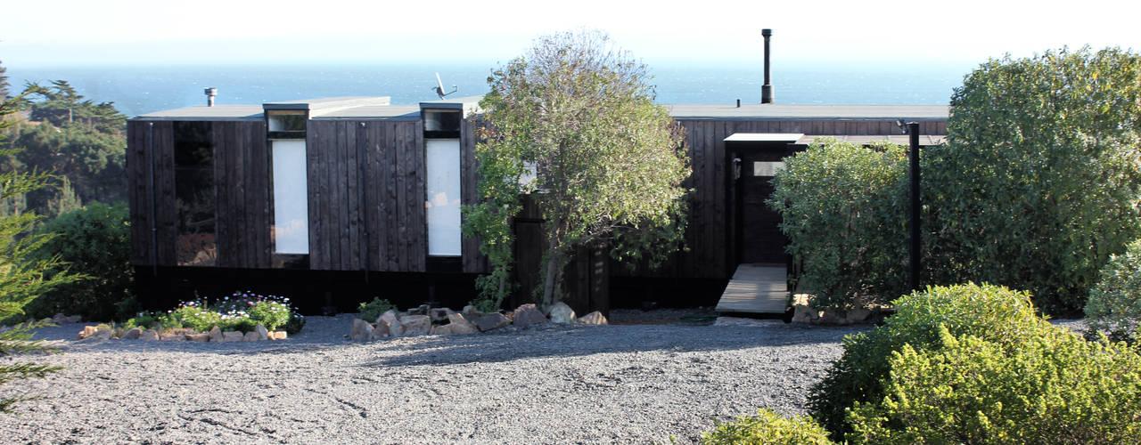 ALIWEN arquitectura & construcción sustentable - Santiago Nhà gia đình