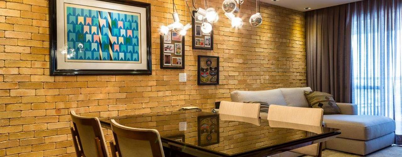 Apartamento - RP Ar:Co - Arquitetura Cooperativa Sala de jantarAcessórios e decoração