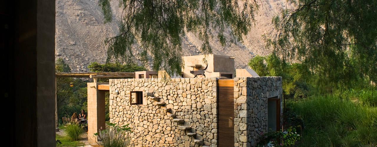 Casa Chontay Casas modernas: Ideas, diseños y decoración de Marina Vella Arquitectura Moderno