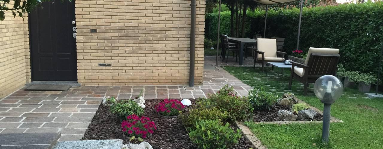 Jardins ecléticos por Simona Carcano Eclético