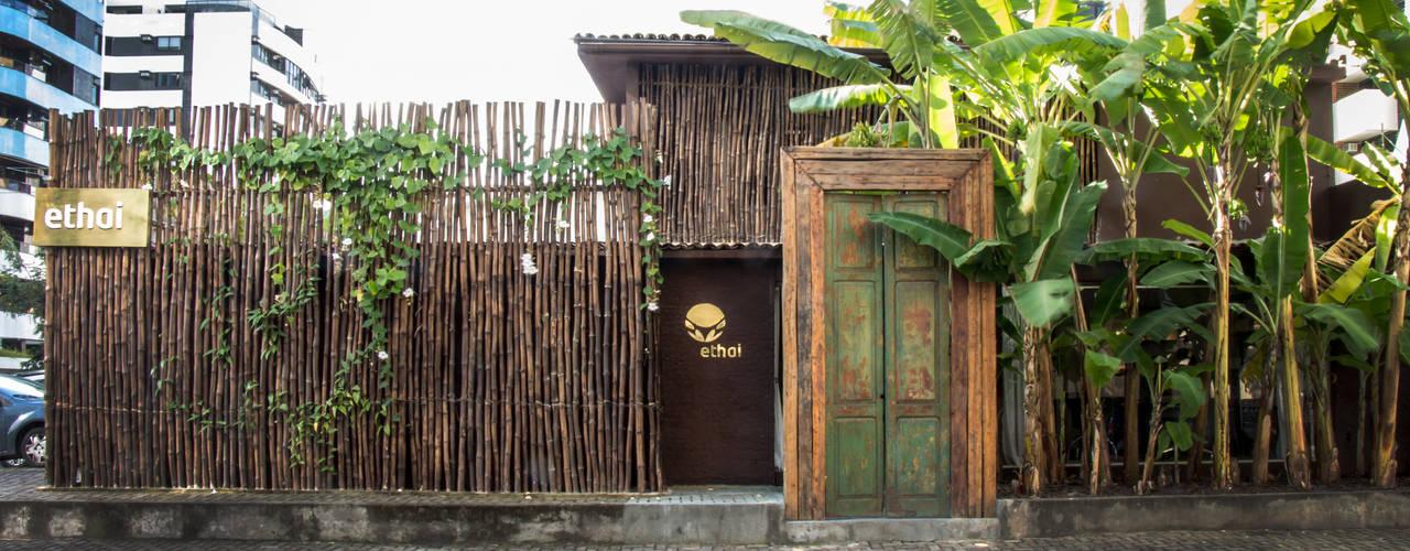 LM Arquitetura | Conceito Spa tropicale