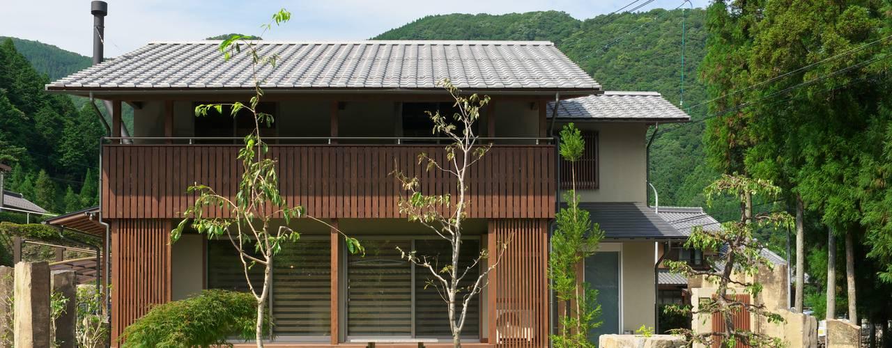 y邸 Maisons modernes par 空間工房 森田 Moderne