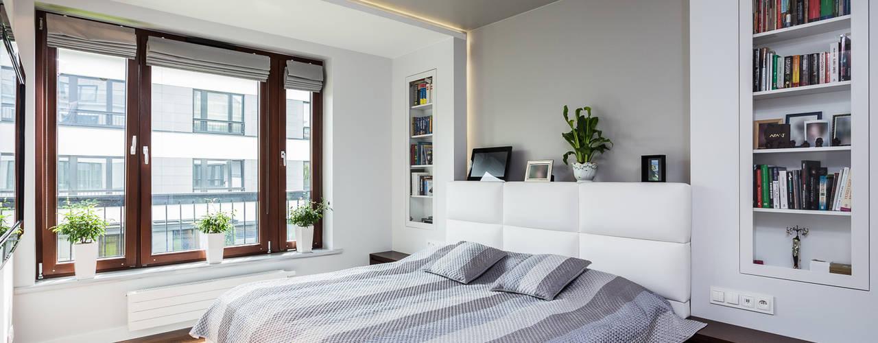 Kamar Tidur by Modify- Architektura Wnętrz
