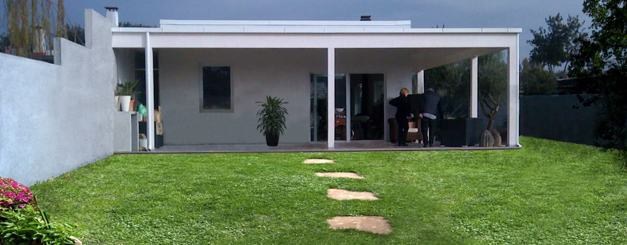 Casas modernas: Ideas, diseños y decoración de Technowood srl Moderno