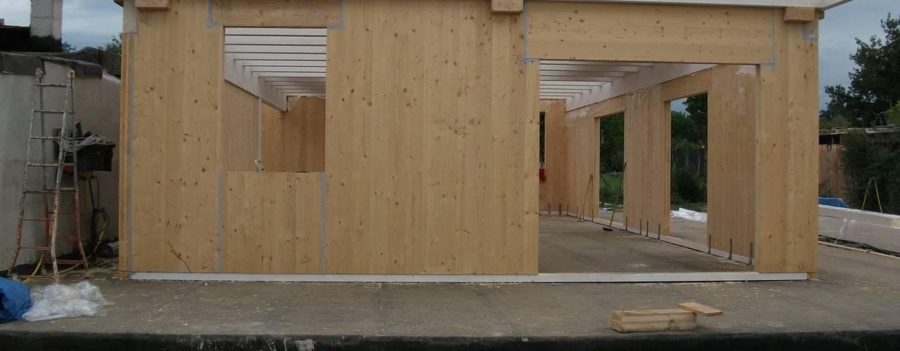 7 pasos para construir una casa prefabricada y moderna for Ideas para construir una casa moderna