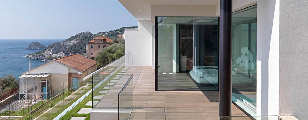 Projekty,  Domy zaprojektowane przez Barra&Barra Srl