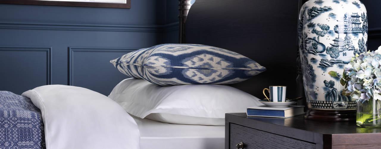 SS16 Style Guide - Coastal Elegance Landelijke slaapkamers van LuxDeco Landelijk